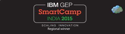 parablu regional winner in ibm gep smart camp 2015