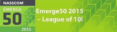 parablu among nasscom emerge 50 - league of 10