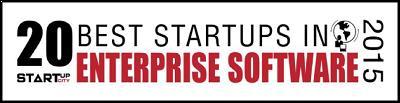 parablu among top 20 best startups in enterprise software
