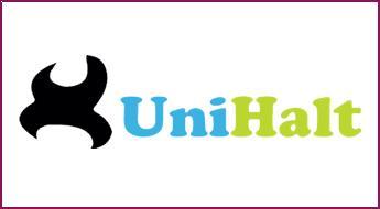 unihalt logo